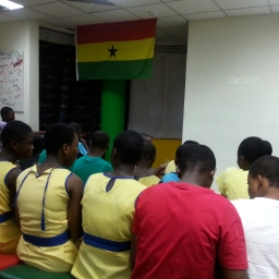 Raising a New Generation of Ghanaian #CodeGirls